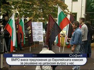 ВМРО внесе предложение до Европейската комисия за решаване на циганския върпос у нас