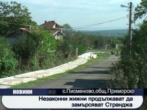 Незаконни жижни продължават да замърсяват Странджа
