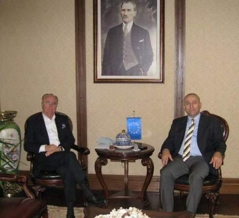 Анадолска Турция активно използва европейските институции за работа срещу България.