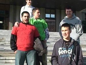 Ученически протест