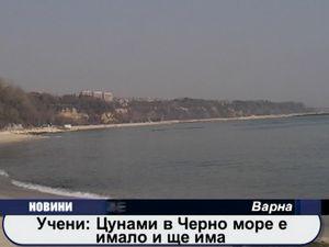 Учени: Цунами в Черно море е имало и ще има