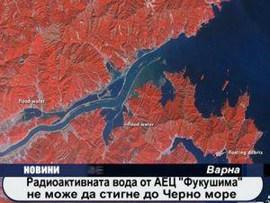 """Радиоактивната вода от АЕЦ """"Фукушима"""" не може да стигне до Черно море"""