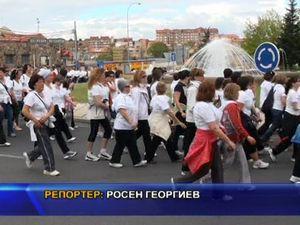 Жените превзеха улиците на Сеговия