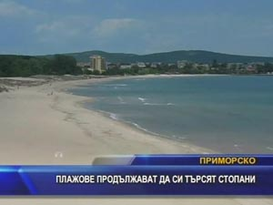 Плажове продължават да си търсят стопани