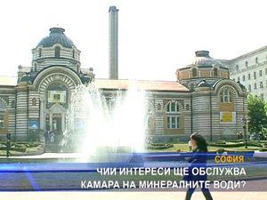 Чии интереси ще обслужва Камара на минералните води
