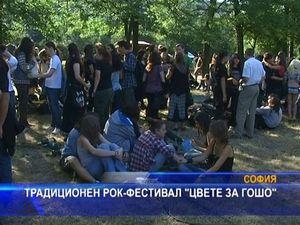 """Традиционен рок фестивал """"Цвете за Гошо"""""""
