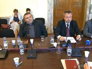 Комисията за борба с корупцията иска да изслуша Сидеров