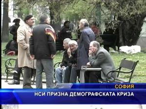 НСИ призна демографската криза