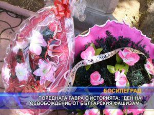 """Сърбоманска гавра: """"Ден на особождение от българския фашизъм"""""""