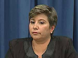 Минка Салагьорова бе подкрепена от ВМРО