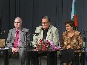Кандидатпрезидентската двойка на НФСБ се срещна със симпатизанти в Пловдив
