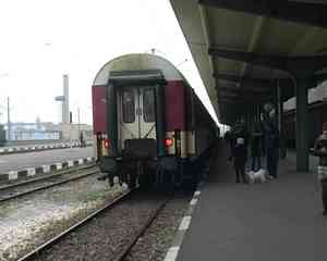 Закъснения на влаковетеа