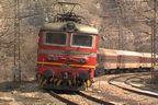 Отново горя влак