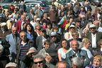 Пенсионерите излязоха на протест