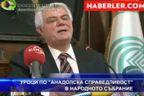 """Уроци по анадолска """"справедливост"""" в народното събрание"""