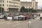 Стотици протестираха срещу правителството на Борисов