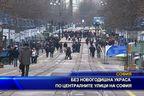 Без новогодишна украса по централните улици на София