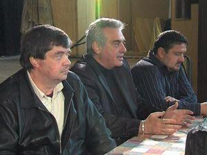 Среща с кандидатите за народни представители от НФСБ в Ахелой