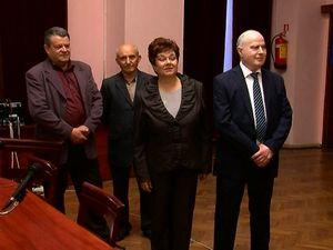 Предизборната среща на НФСБ в Перник