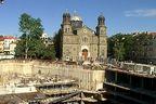 Жилищни кооперации последваха съдбата на катедралата