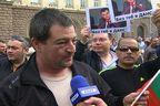Над десет хиляди души протестираха срещу избора на Пеевски