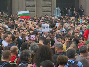 Протестите в София, Бургас Варна и Стара Загора