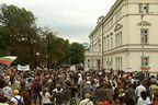 Протест срещу правителството и депутатите