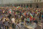 Протестите срещу кабинета
