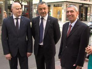 НФСБ – среща с кипърския посланик