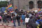 Гей парад в навечерието на Деня на независимостта