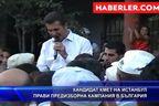 Кандидат кмет на Истанбул прави предизборна кампания в България