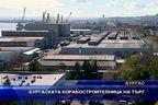Бургаската корабостроителница на търг