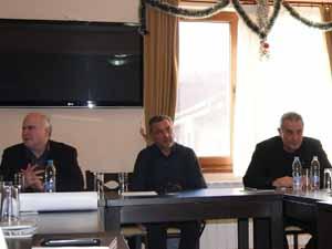 Патриотичното обединение около НФСБ обсъжда бъдещите си действия