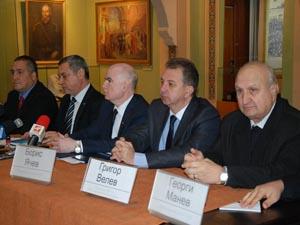 Съюзът около ПП НФСБ стартира своята кампания за евроизборите