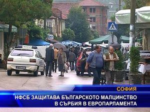 НФСБ защитава българското малцинство в Сърбия в Европарламента