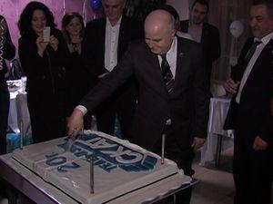 Телевизия СКАТ отпразнува своята 20-та годишнина