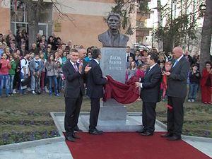 Откриха паметник на Апостола в Босилеград