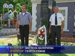 Патриоти почетоха паметта на Николай Хайтов
