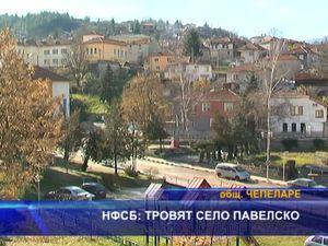 НФСБ: Тровят село Павелско