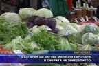 България ще загуби милиони европари в сферата на земеделието