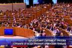 ЕП призова страните от ЕС да признаят арменския геноцид