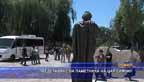 Представяне на паметника на цар Самуил