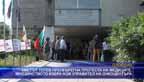 Кметът Тотев пренебрегна протеста на медиците