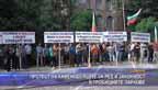 Протест на каменоделците за ред и законност в гробищните паркове