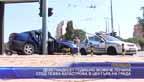Момиче загина при тежка катастрофа в Пловдив