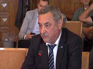 Изказване на Валери Симеонов - съпредседател на ПФ на заседание на Комисията за наблюдение на дейността КЕВР