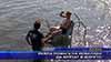 Рампа помага на инвалиди да влязат в морето