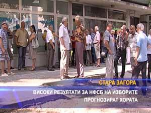Високи резултати за НФСБ на изборите прогнозират хората