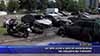 Четири коли и мотор изпепелени на общински паркинг