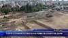 Спря строителството на новата спортна зала